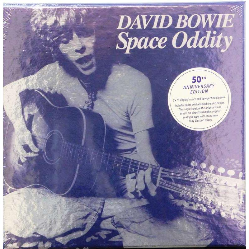 Space Oddity  (50th Anniversry Box Set.)