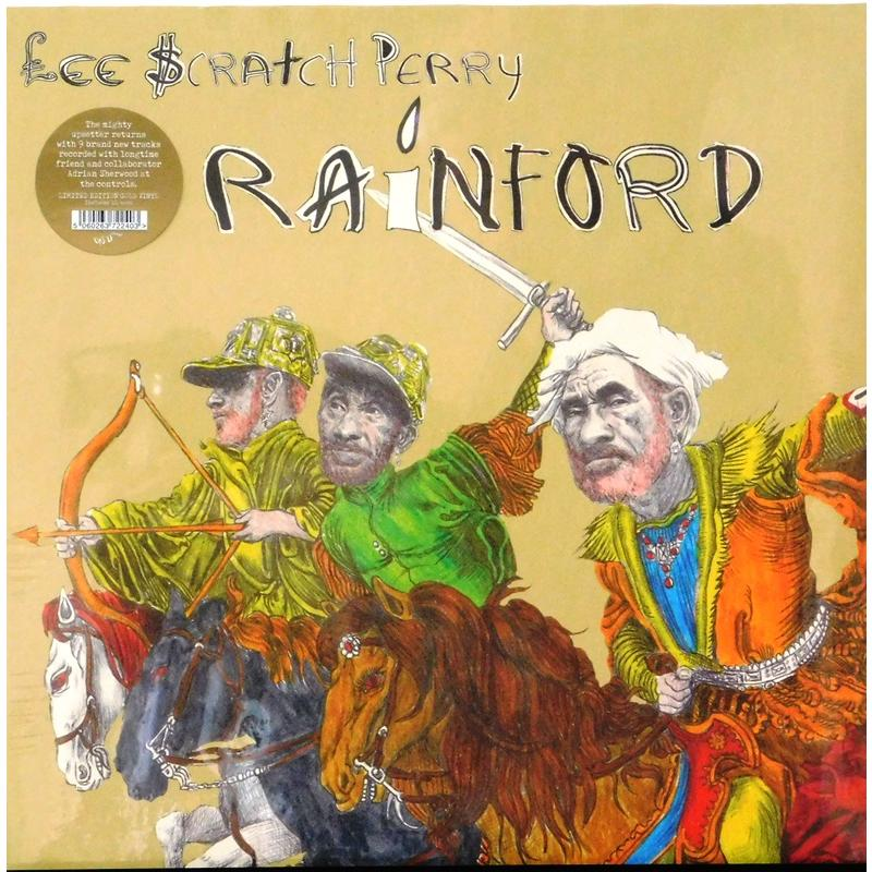 Rainford  (Gold Vinyl)