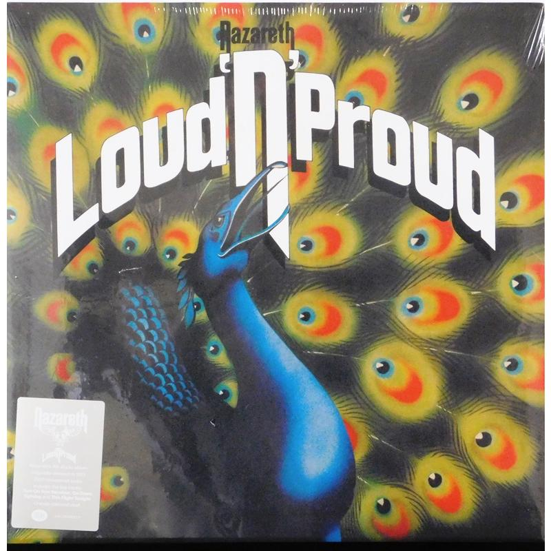 Loud'N'Proud  (Orange Vinyl)