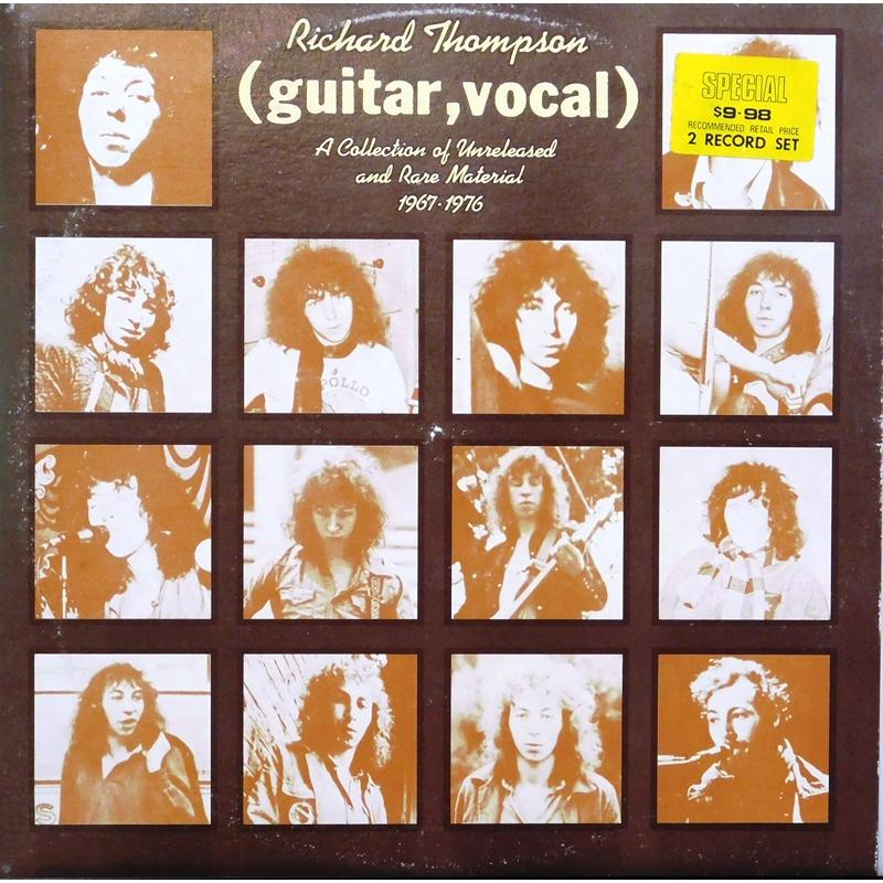 (Guitar, Vocal) A Collection Of Unreleased And Rare Material 1967-1976
