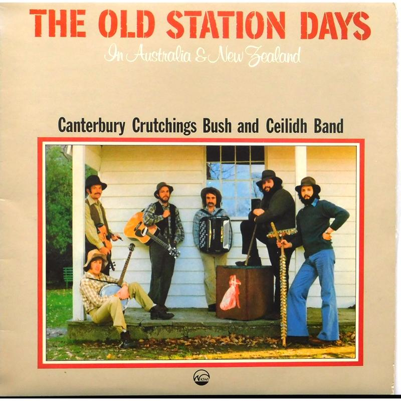 The Old Station Days In Australia And New Zealand