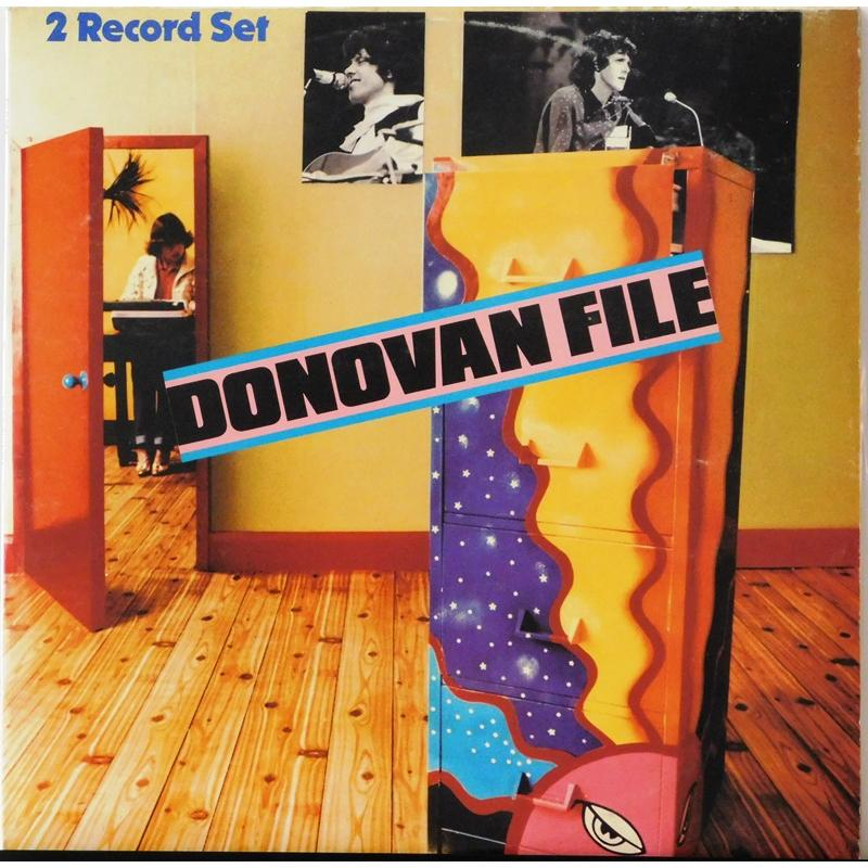 The Donovan File