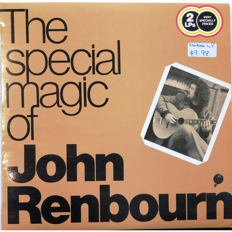 The Special Magic of John Renbourn