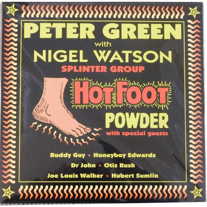 Hot Foot Powder  (Neon Yellow Vinyl)