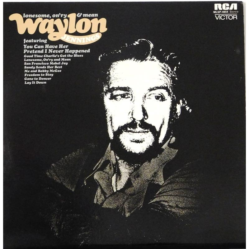 Lonesome, On'ry And Mean (A Tribute To Waylon Jennings)
