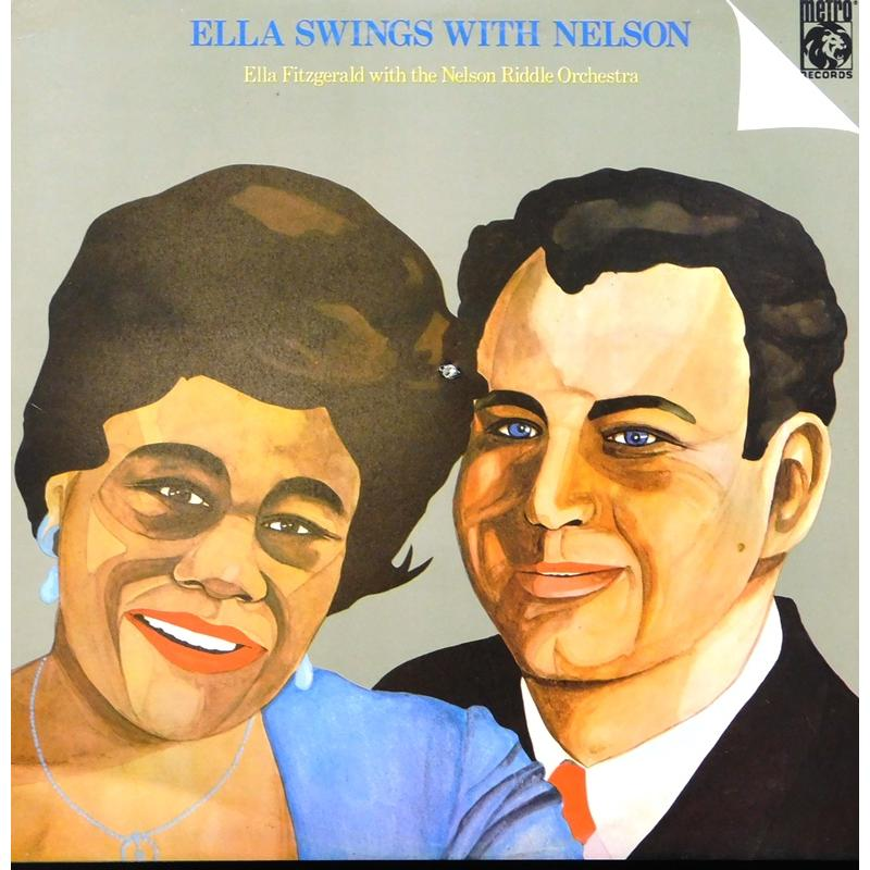 Ella Swings With Nelson