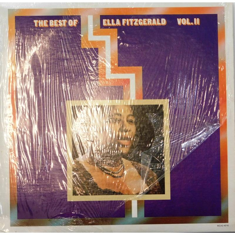 The Best Of Ella Fitzgerald Vol. II