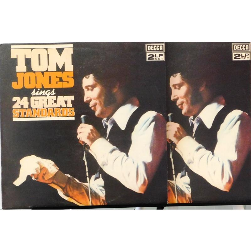 Tom Jones Sings 24 Great Standards