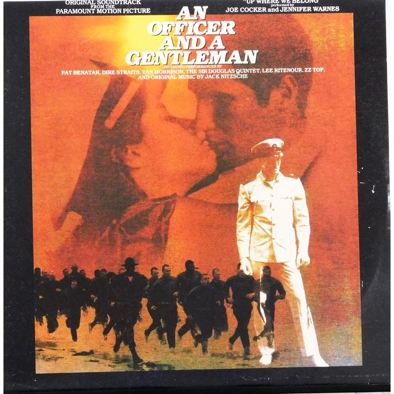 An Officer And A Gentleman - Soundtrack