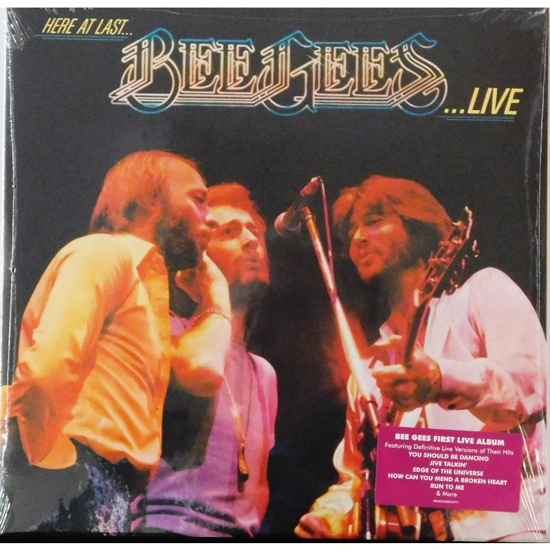 Here At Last - Bee Gees Live