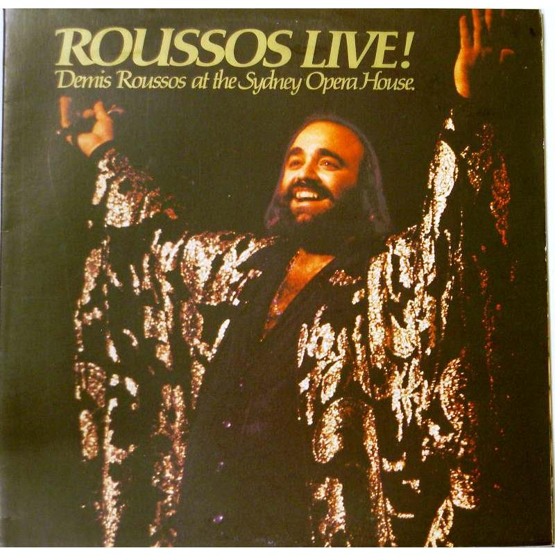 Roussos Live at the Sydney Opera House