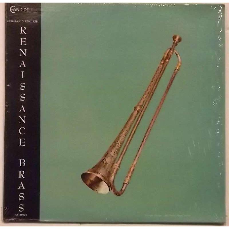 German & English Music Of The Late Renaissance For Brass