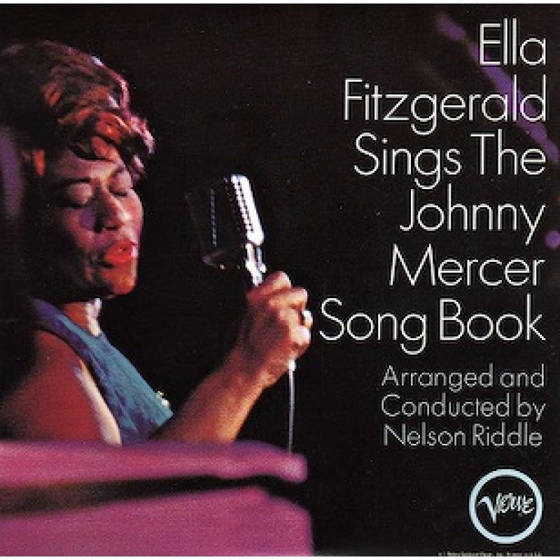 Ella Fitzgerald Sings The Jerome Kern & Johnny Mercer Songbooks