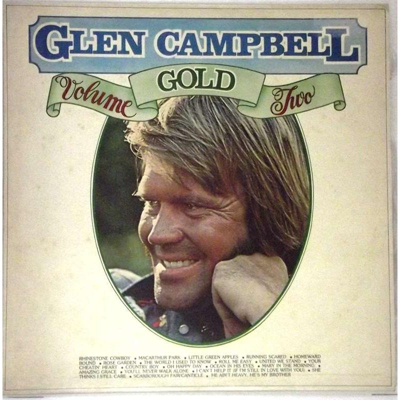 Glen Campbell Gold Volume Two