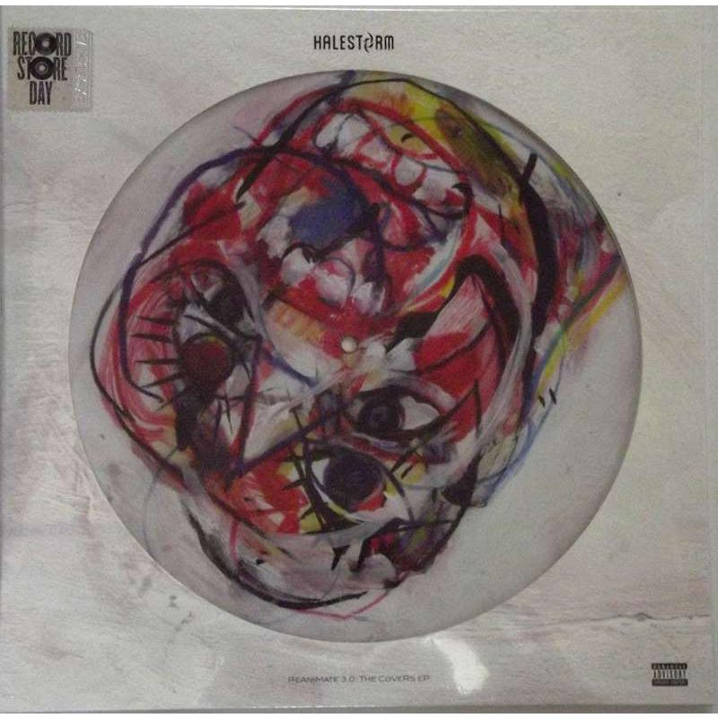 ReAniMate 3.0: The CoVeRs eP (Picture Disc)