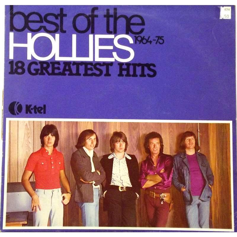 The Best of The Hollies 18 Greatest Hits