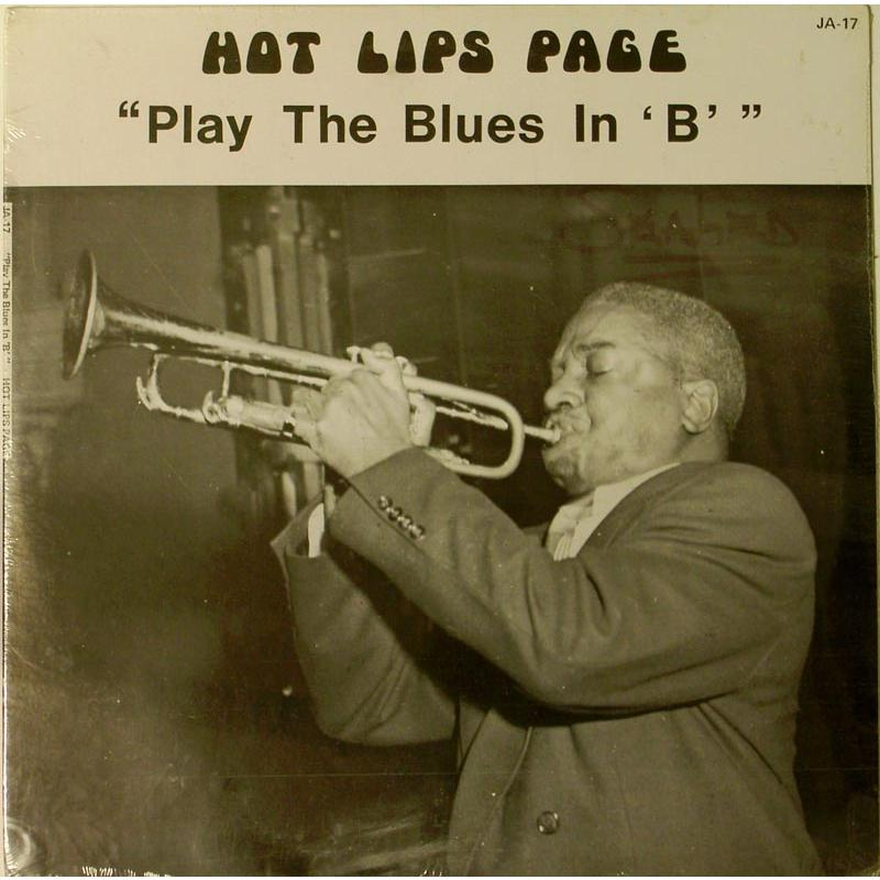 Play the Blues in B