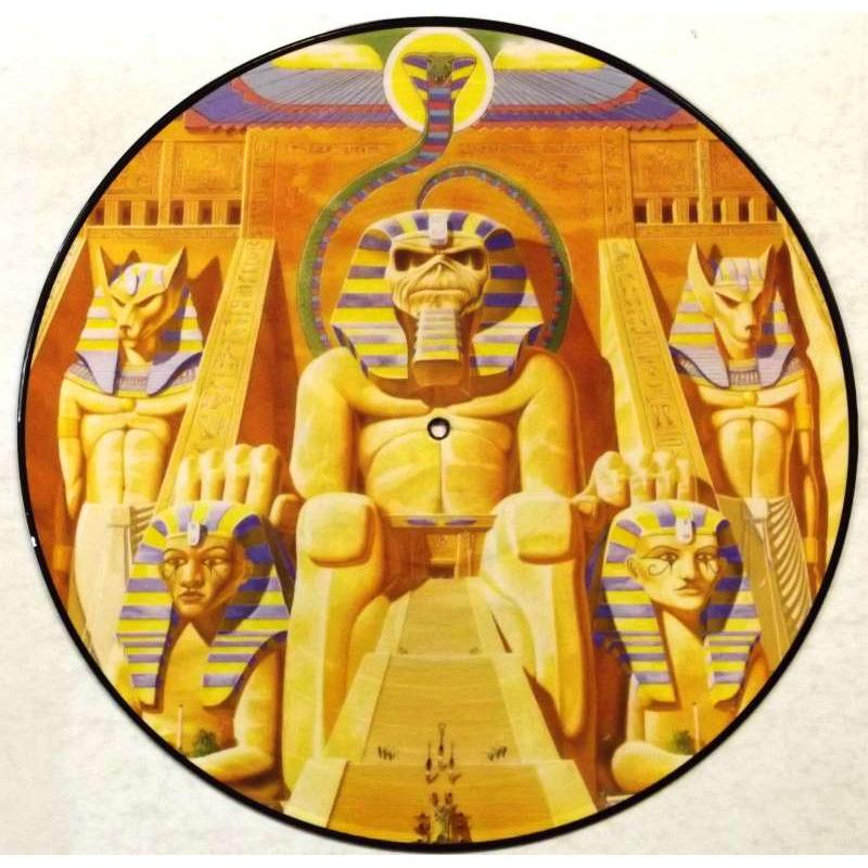 Powerslave (picture disc)
