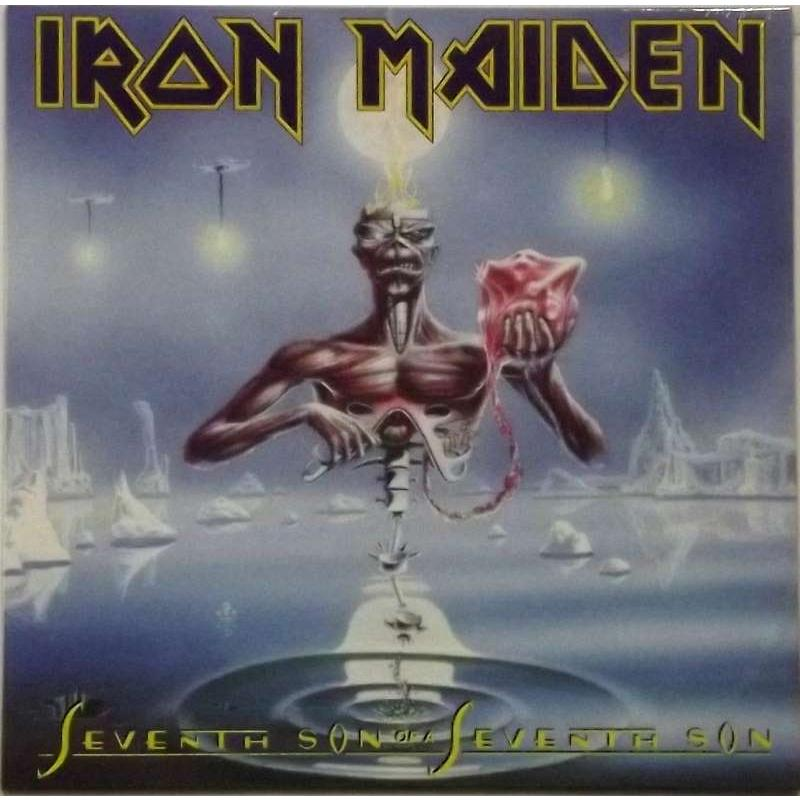 Seventh Son of the Seventh Son (reissue)