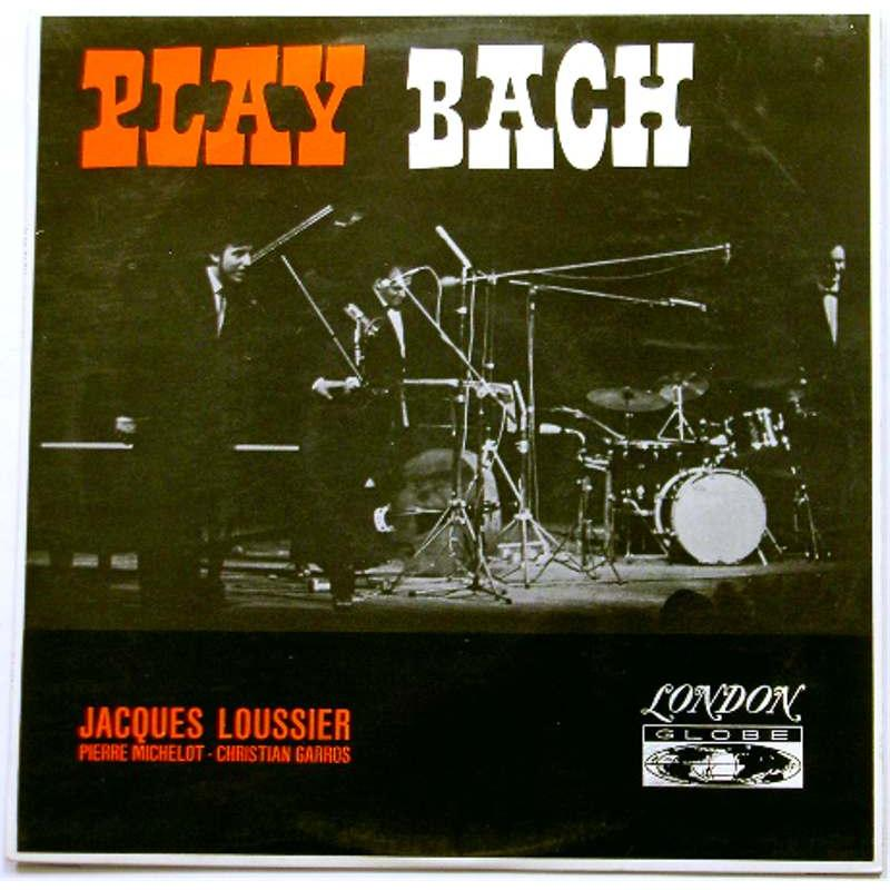 Play Bach: Aux Champs Elysees