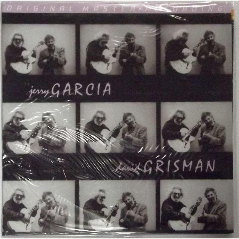 Jerry Garcia / David Grisman Mobile Fidelity Sound Lab Original Master Sound Recording.)