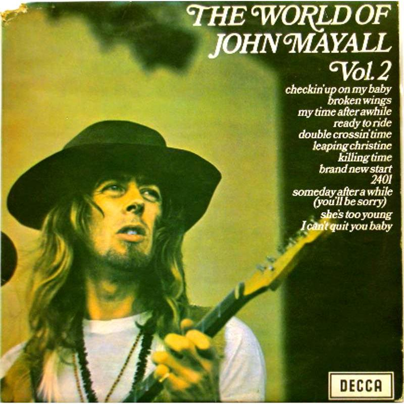 The World of John Mayall Vol. 2