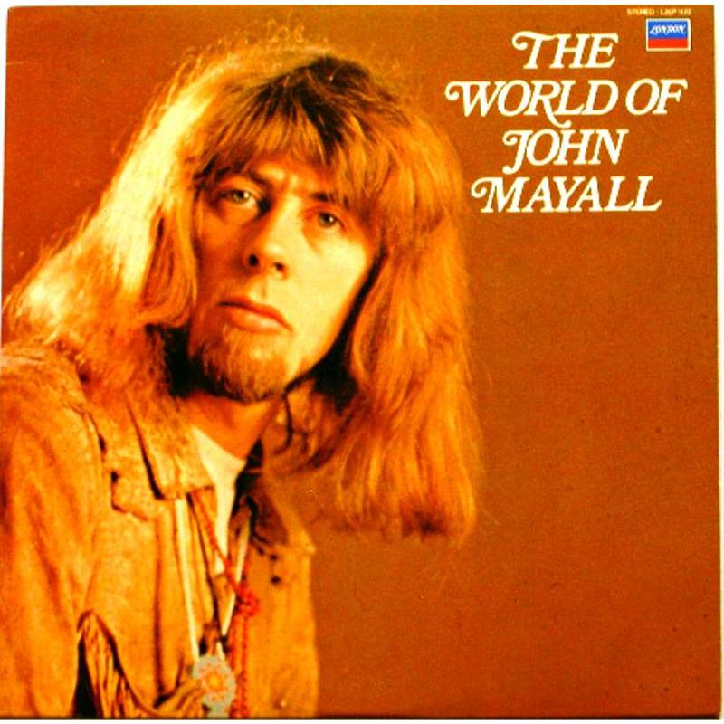 The World Of John Mayall (Japanese Pressing)