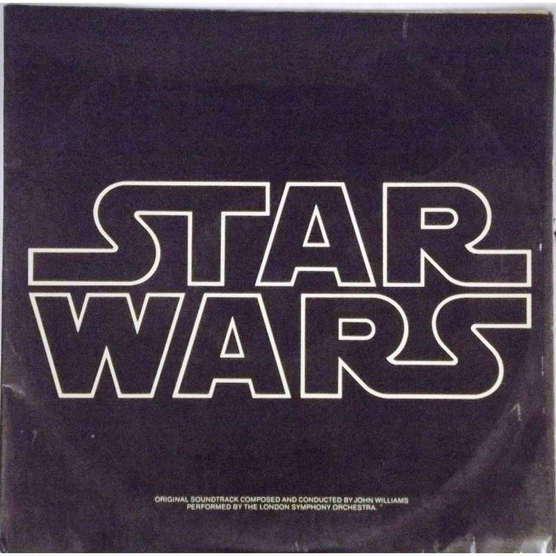 Star Wars (The Original Soundtrack From The 20th Century-Fox Film)