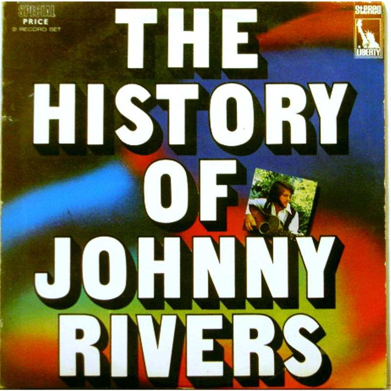 The History of Johnny Rivers