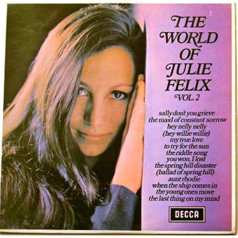 The World of Julie Felix Vol. 2