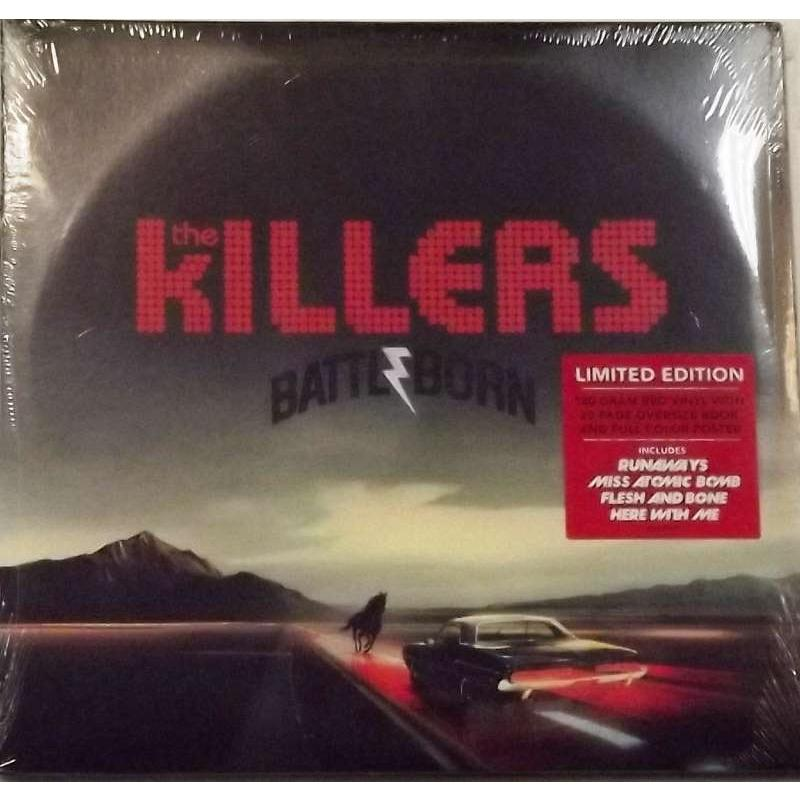Battle Born (Red Vinyl)