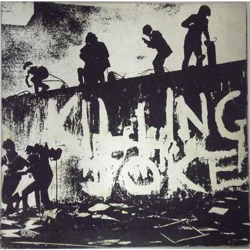 Killing Joke (Black and Clear Vinyl)