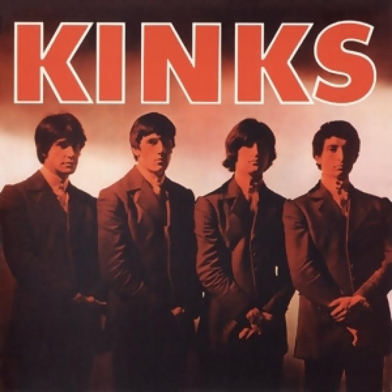 Kinks (Red Vinyl)