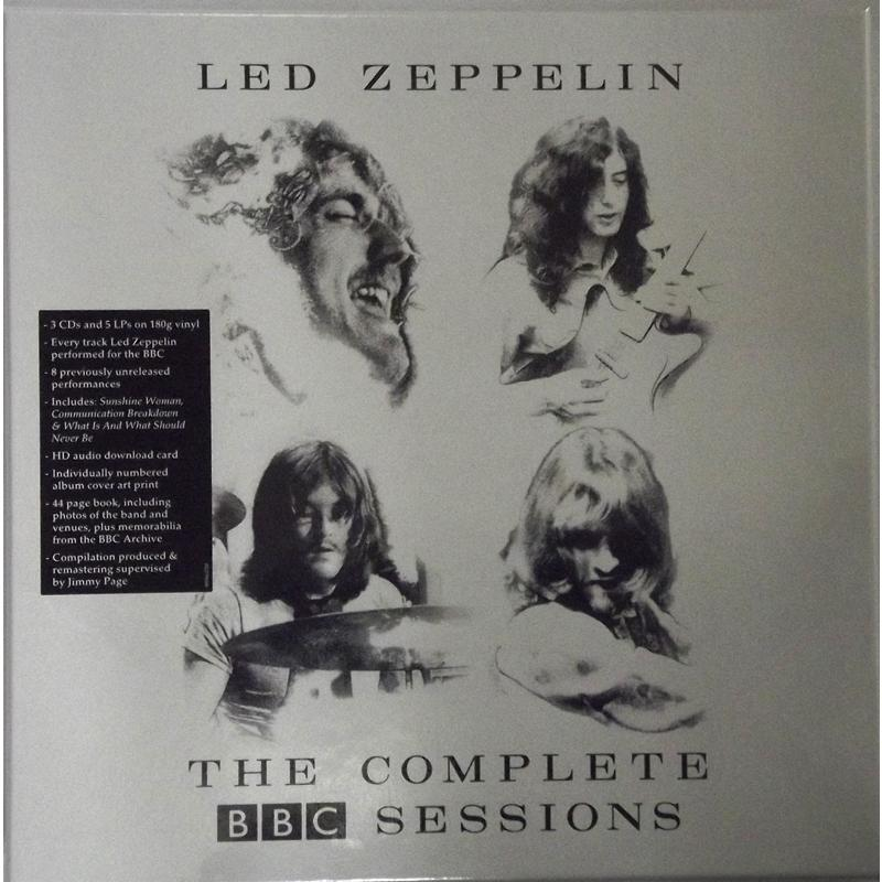 The Complete BBC Sessions Super Deluxe Edition ( Box Set)