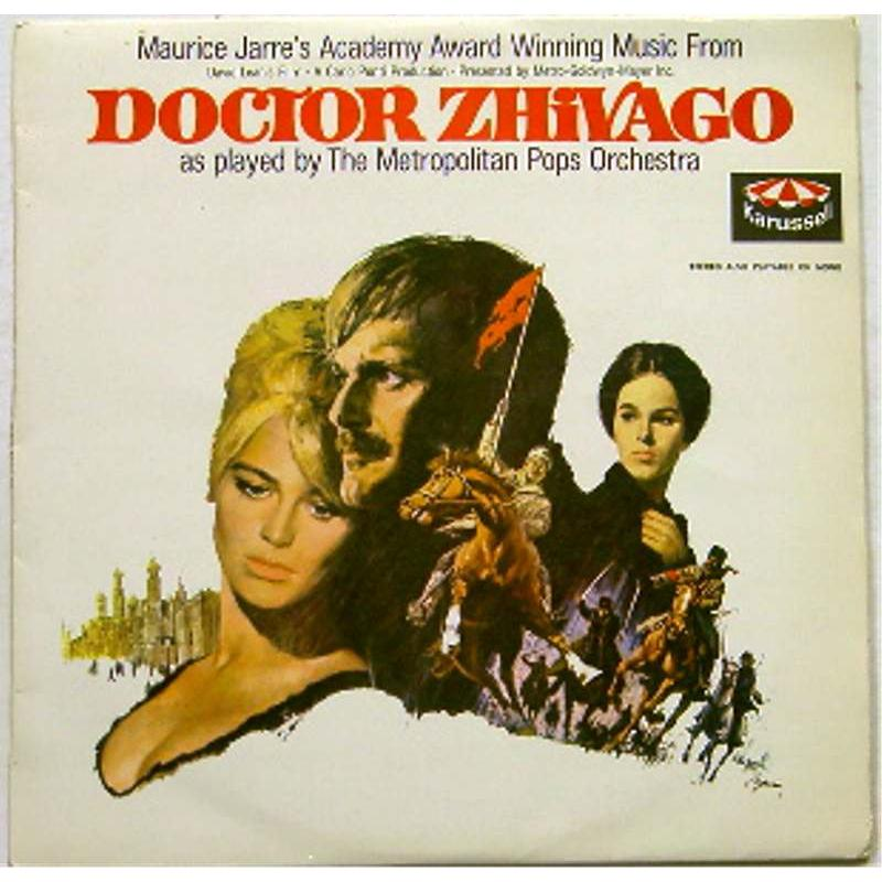 Doctor Zhivago (Film Soundtrack Music)