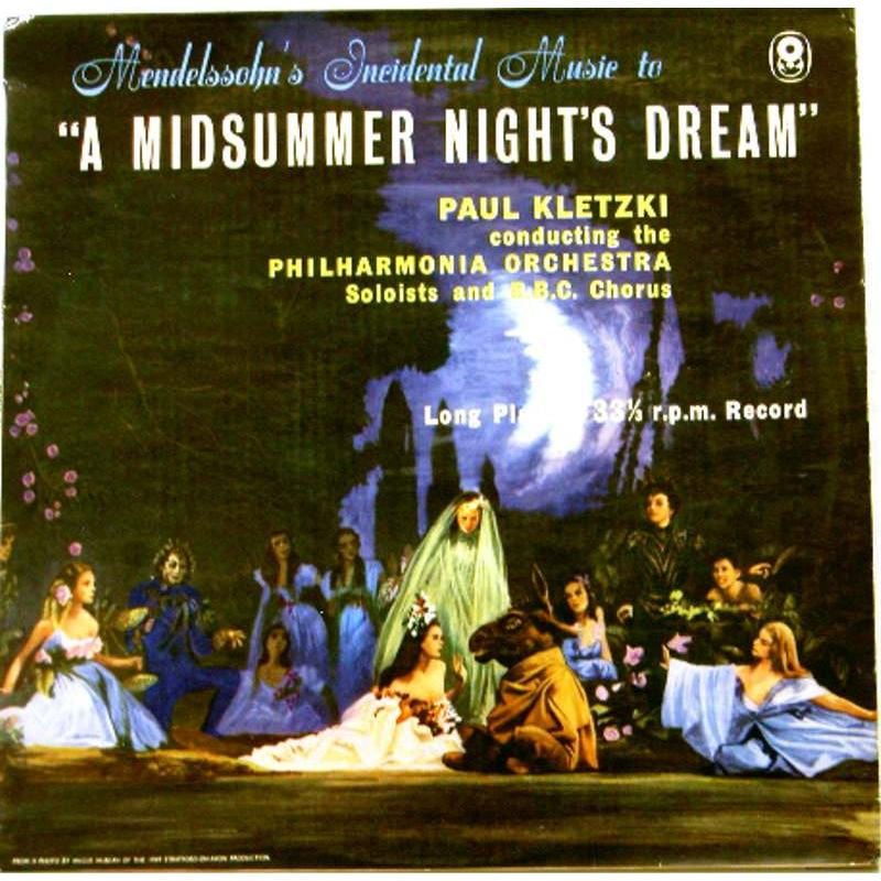 A Midsummer Night's Dream (Incidental Music)