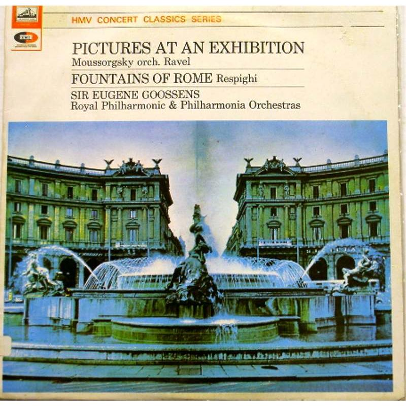 Pictures at an Exhibition / Respighi: Fountains of Rome