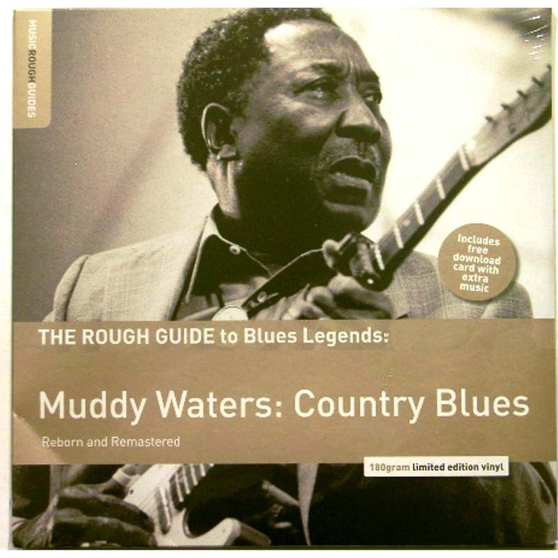 Country Blues: The Rough Guide to Blues Legends