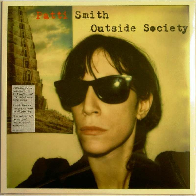 Outside Society: The Best of Patti Smith