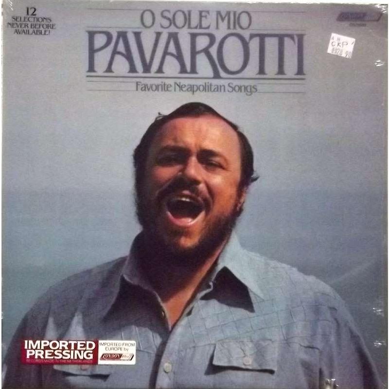 O Sole MIO Favorite Neapolitan Songs