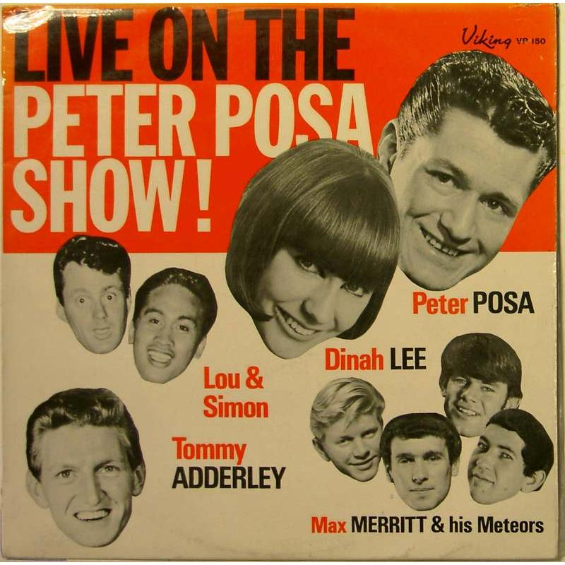 Live on the Peter Posa Show!