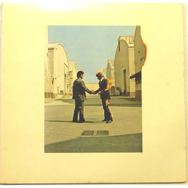 Wish You Were Here (Japanese Pressing)