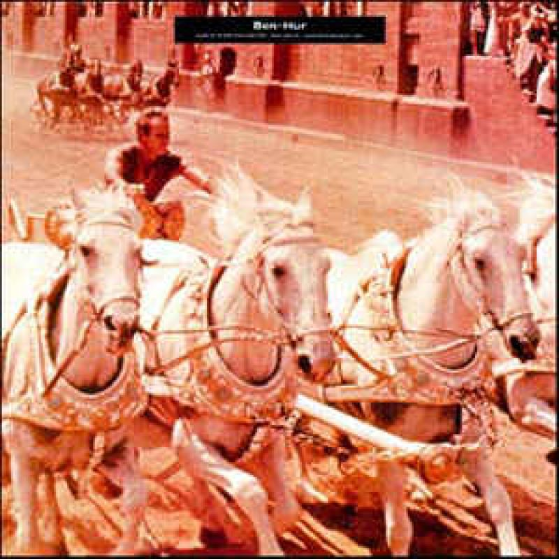 Ben-Hur (Music From The Metro-Goldwyn-Mayer Production)