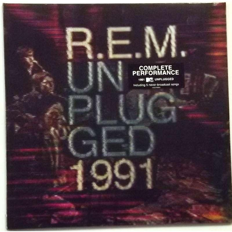 """Unplugged 1991"