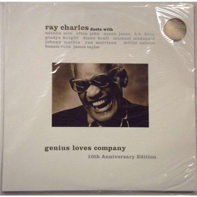 Genius Loves Company (10th Anniversary Edition)