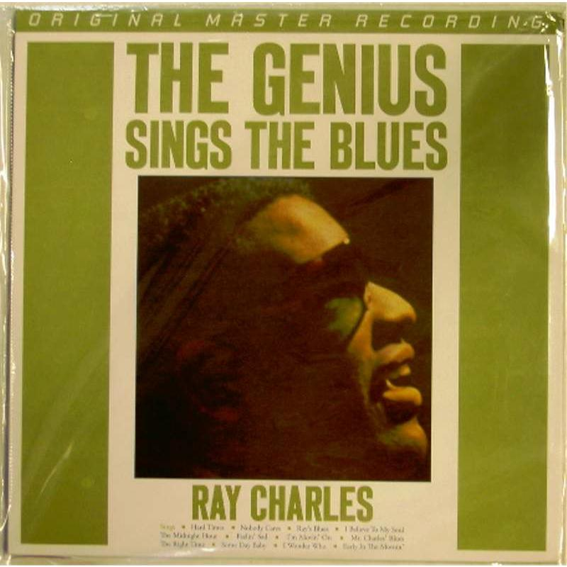 The Genius Sings the Blues (Mobile Fidelity Sound Lab Original Master Recording)