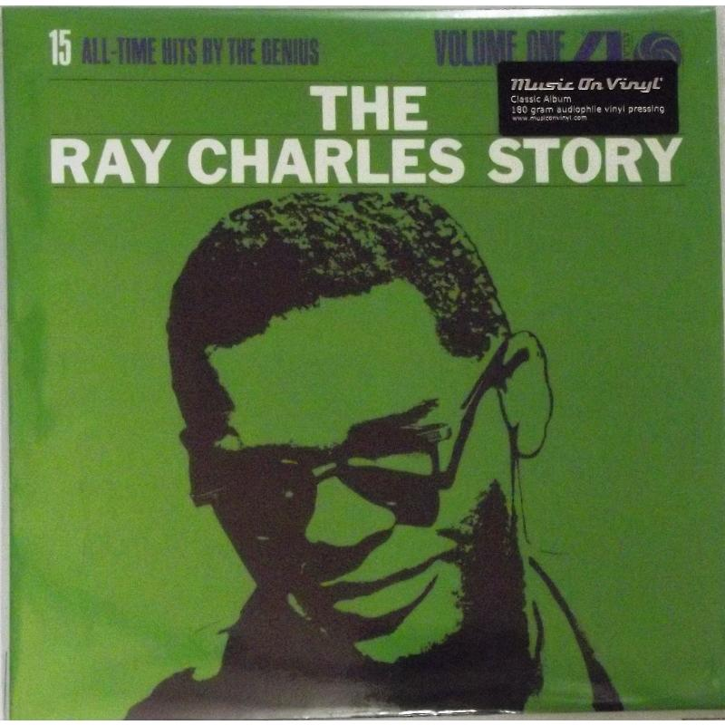 The Ray Charles Story (Volume One)