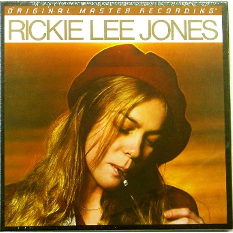 Rickie Lee Jones (Mobile Fidelity Sound Lab Original Master Recording Deluxe 2LP Edition)