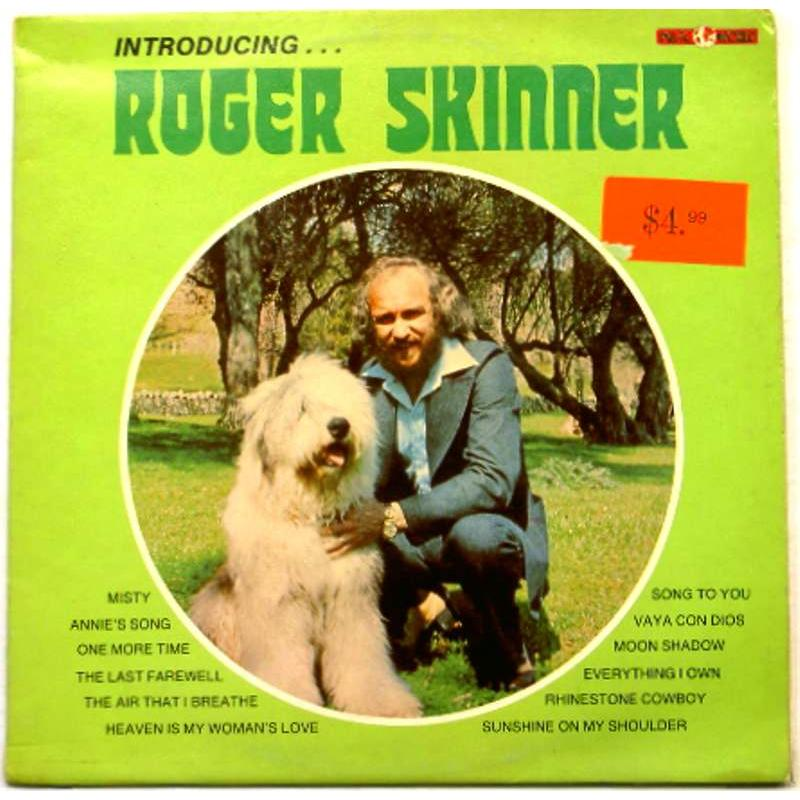 Introducing Roger Skinner