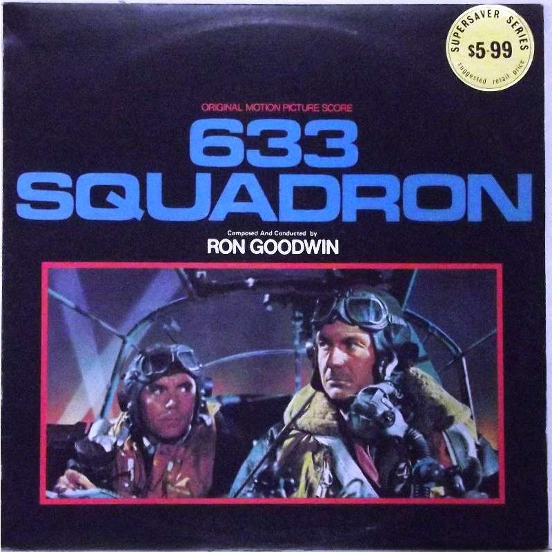 633 Squadron (Original Motion Picture Soundtrack)